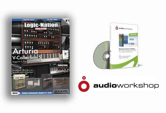 AudioWorkshop: Orchestral Library Toolbox