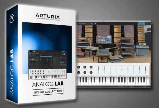 Test Analog Lab 2: Le best-of d'Arturia !