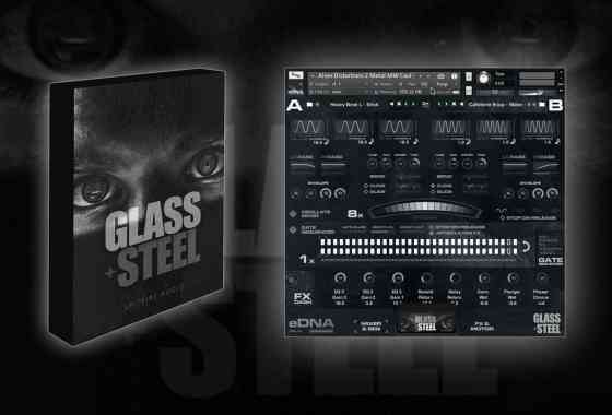 Test Spitfire Audio Glass & Steel