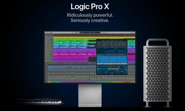 Logic Pro X passe en version 10.5