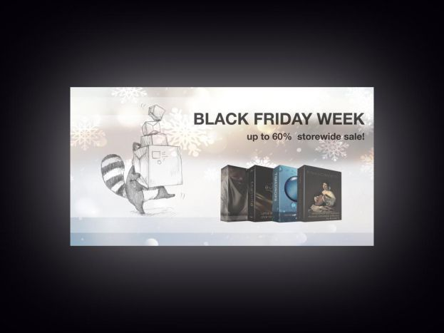 Black Friday chez Fluffy Audio