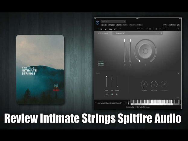 Test Spitfire Audio Intimate Strings