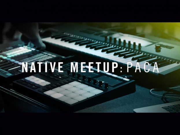 Nouveau Native Meetup PACA